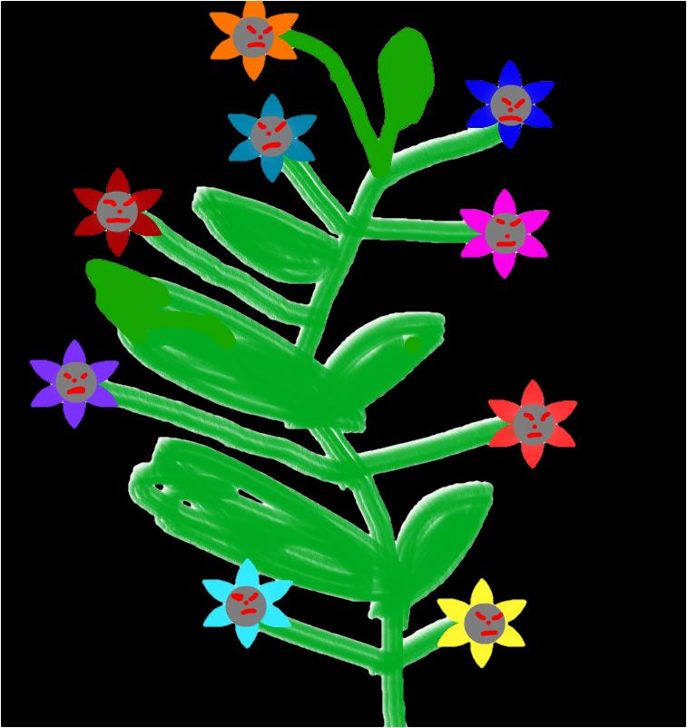 З Л Ы Е ........цветыыы