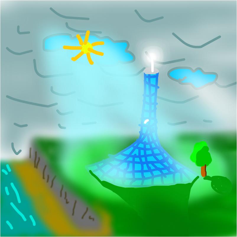 Солнечная Башня  &