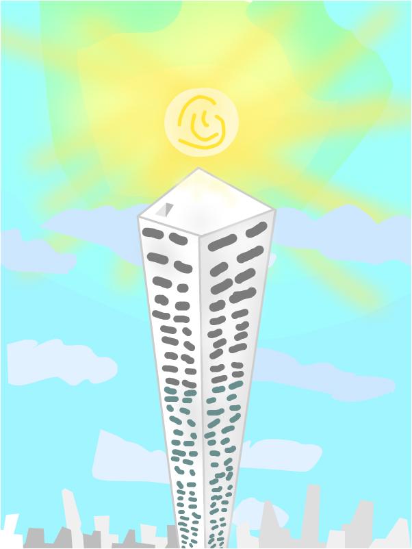 Белая башня /