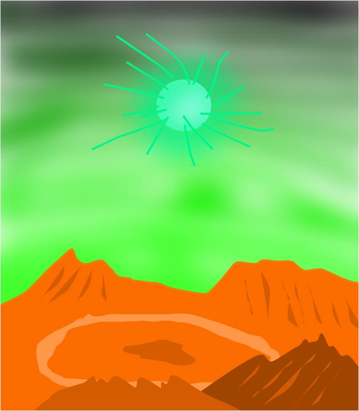 4 планета Системы Медущыфва