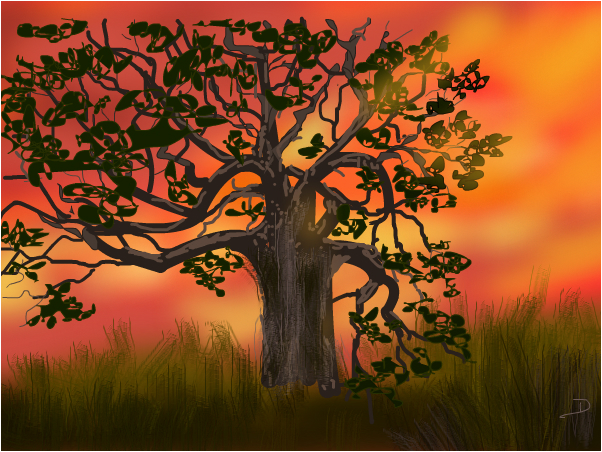 Freaky Tree