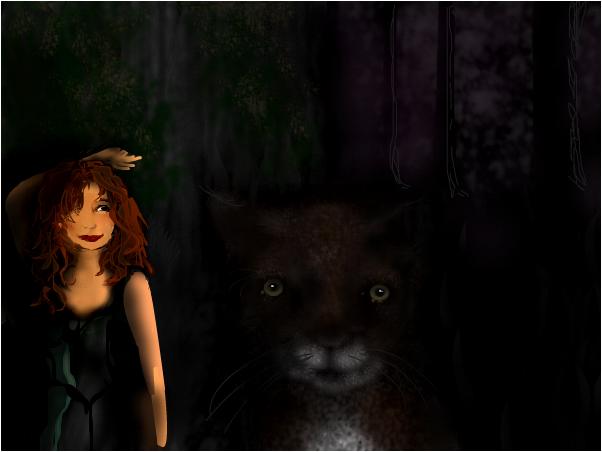 Wild Cat - Wild Woman