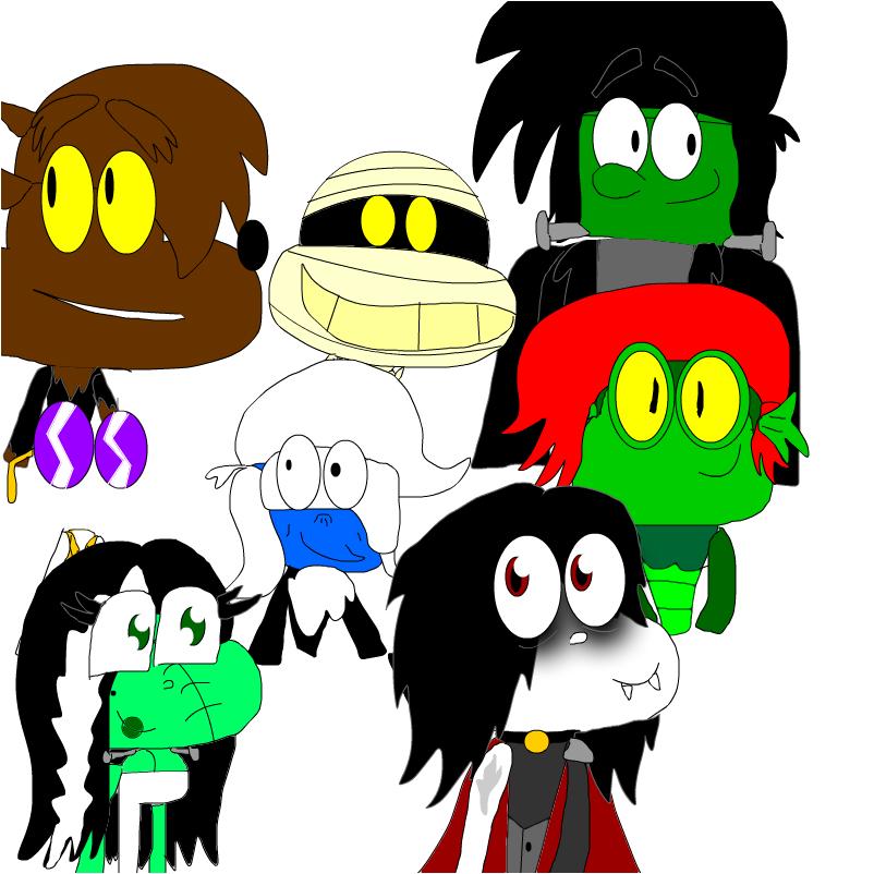 underworlds mighiest heroes
