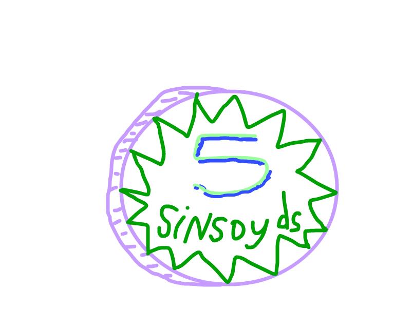 5 Sinsoyds / 5 синсойдов
