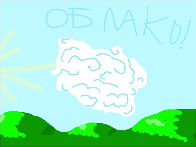 НЕобычное Облако