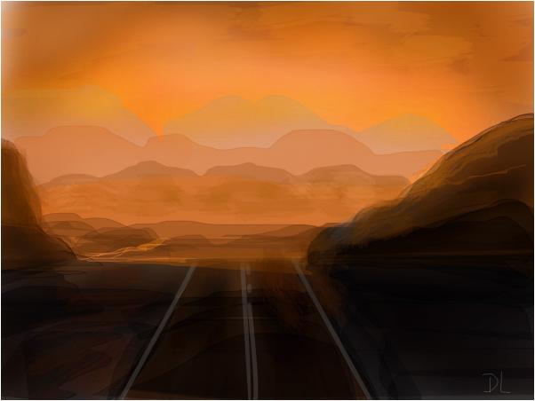 Barren Highway