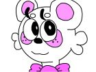 Lily the bear (new character)