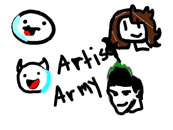 artist army