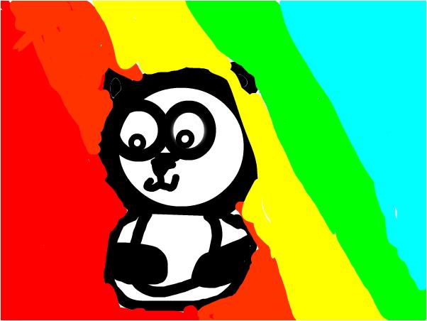 panda creativo