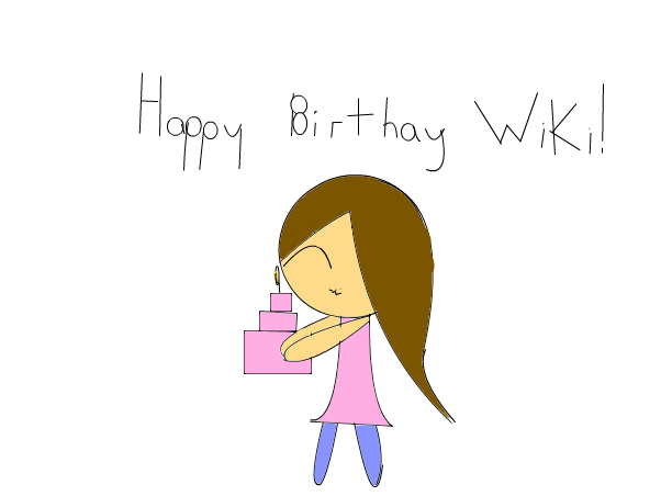 Happy Birthday Wiki