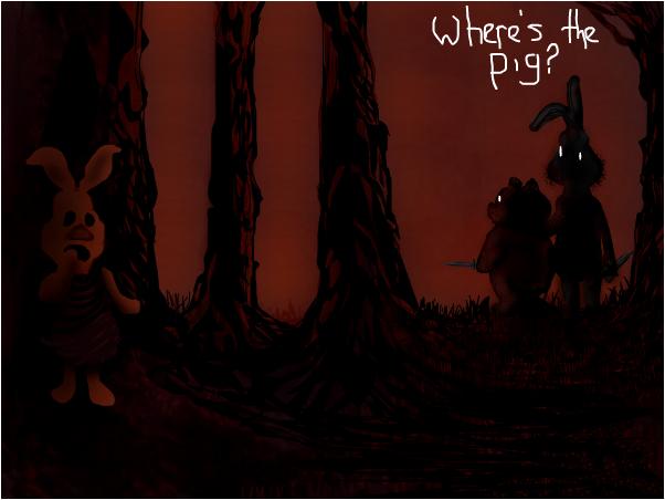 Wheres the Pig??