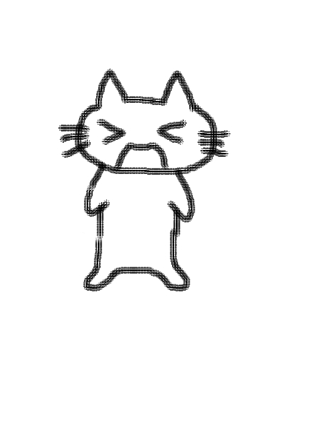 cat,sad