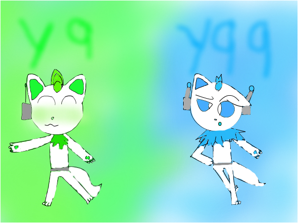 Y9 and Y99 from toytale rp