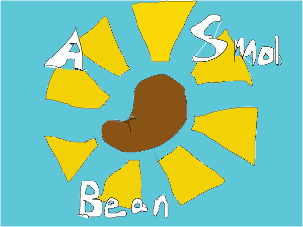 A smol bean