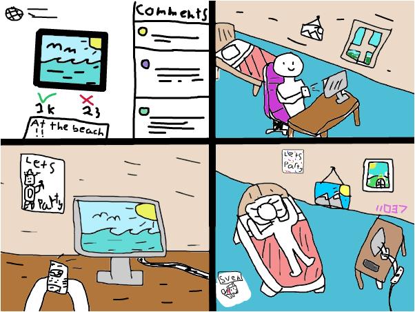 tiny comic