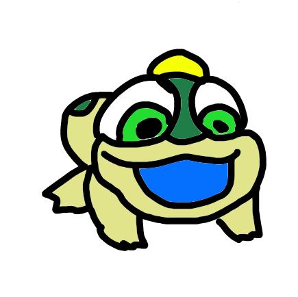 zuma frog h