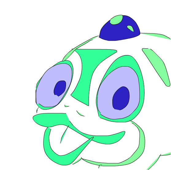 zuma deluxe art frog
