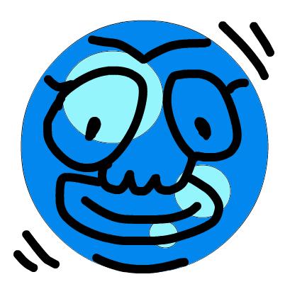 blue ball zuma deluxe art