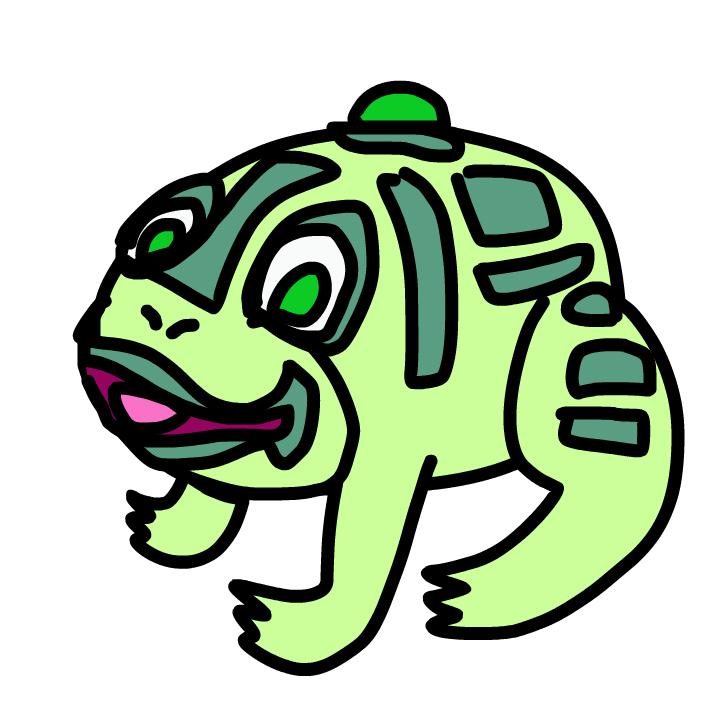 zuma frog art 2 6 8