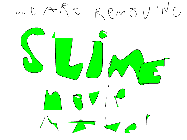 slime movie maker has been removed