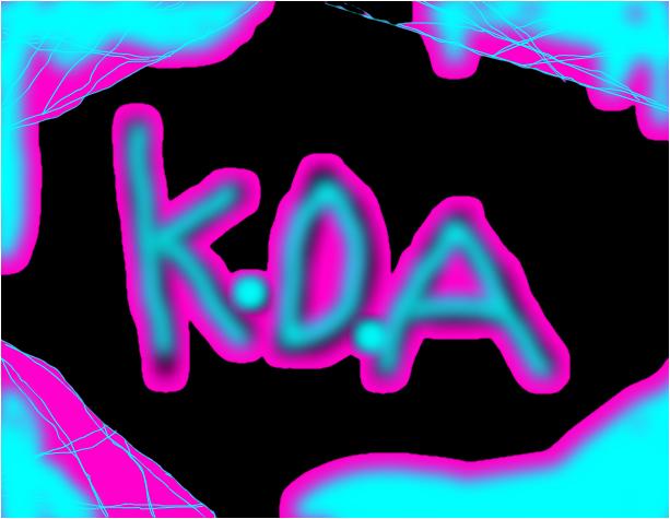 my k.d.a