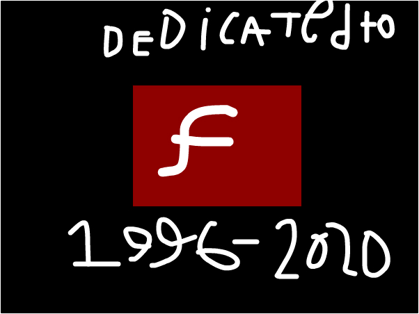 A message to Adobe Flash
