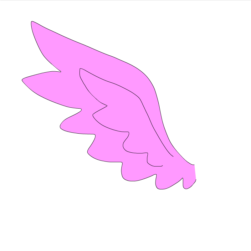 Prince Courage's Wings