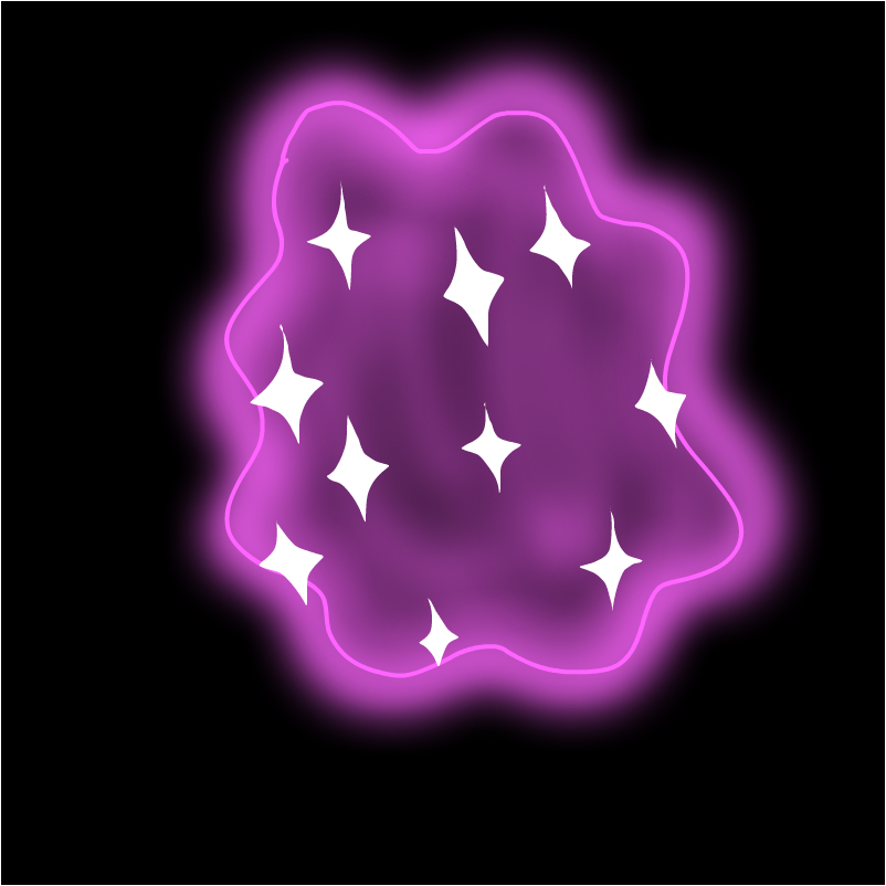 Prince Courage's Magic Aura