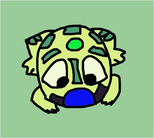 zuma frog art 2