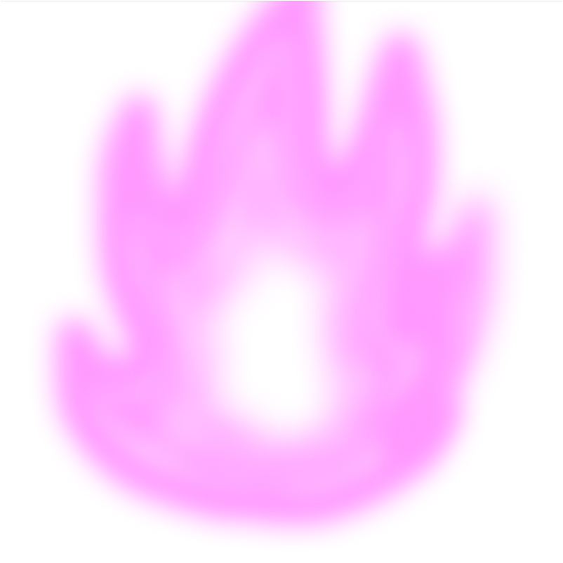 Pink Magic Fire