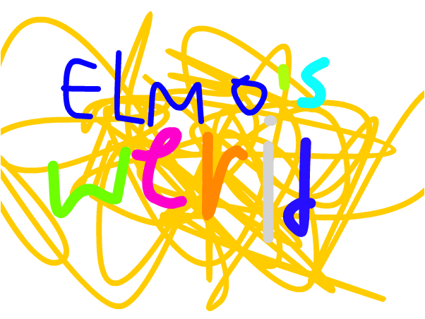Homemade Intros: Elmo's World