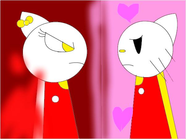 Mimmy Ruby57 VS Mimmy Sanrio