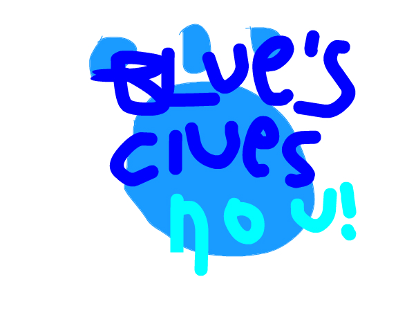 Blue's Clues No U!