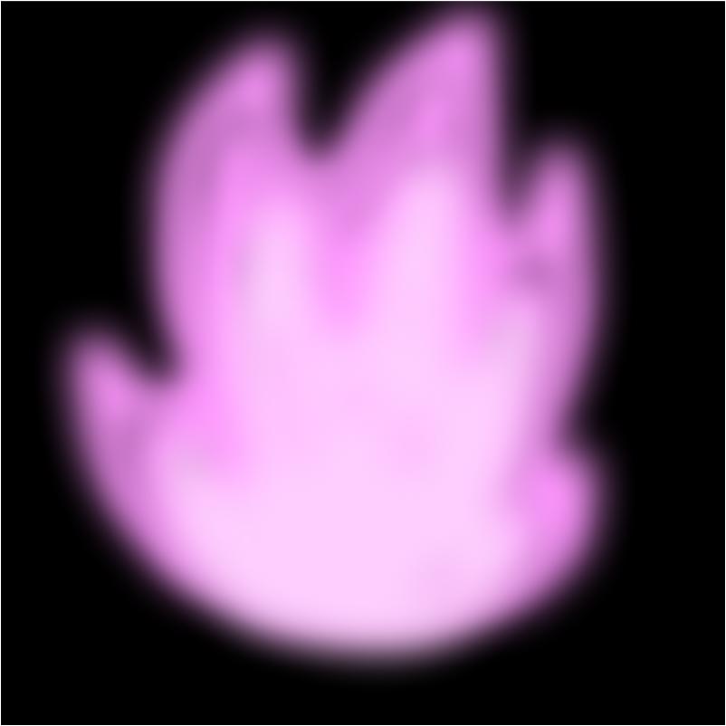 Pink Fire Magic
