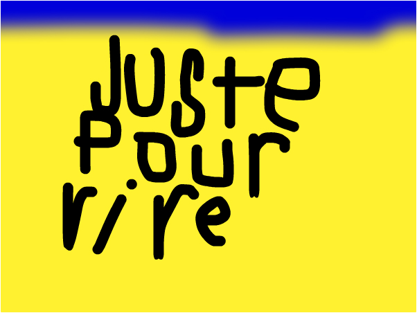 Homemade Intros: Juste Pour Rire 2000