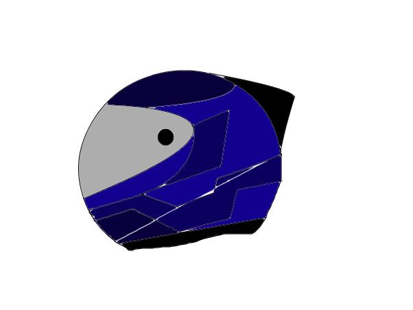 Мотоцикетный шлем