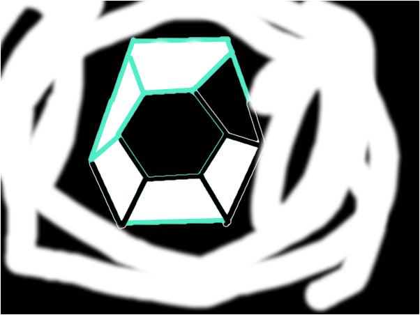 diamantito oscuro