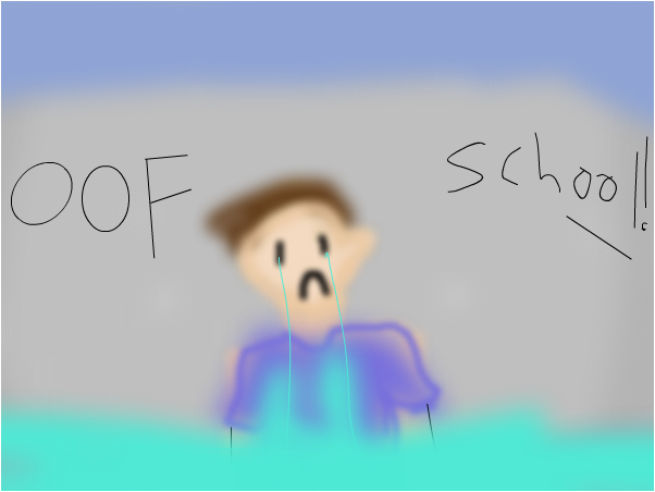 WHat i feel about school.