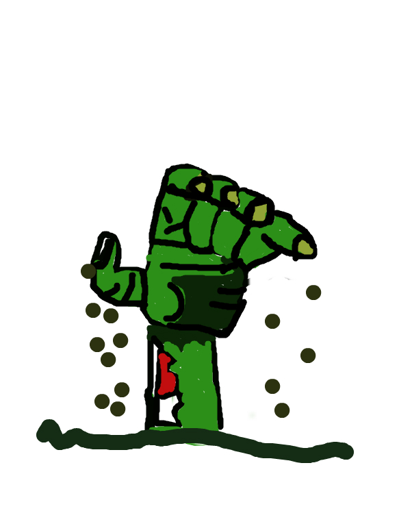 zombie's ruulle
