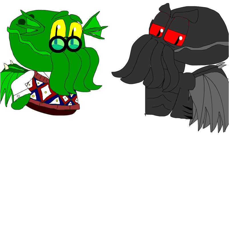 cthulhu and mr.c