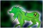 Radioactive Lion