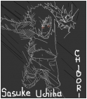 Uchiha Sasuke - Roar of the Chidori
