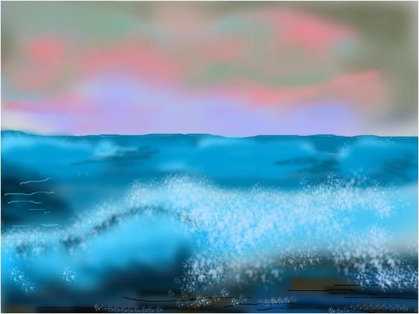 Surf Dancer