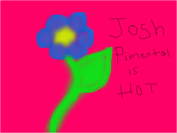 A Flower devoted to JP