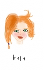 bright -eyed , bushy - tailed Kelly