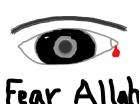 FEAR ALLAH!