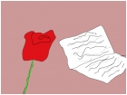 A Rose and a Letter