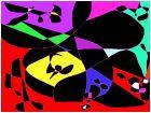 Colored checkers