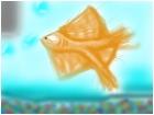 Fish Tank Koi