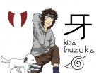 Kiba and Akamaru (Pt. 1) for Haruka Kamikita